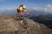 Ride Europes Finest Trails  with Hans Rey