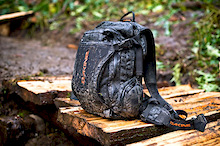 Dakine Apex and Sequence backpacks from a photographer's standpoint