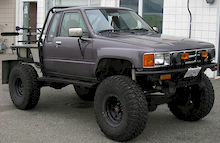 1985 Toyota Pick Up.