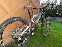 Custom Specialized Sx Trail for sale, Nearly Brand new X9 (only a few rides on it)