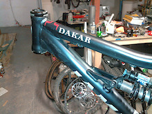 Dakar BAM frame