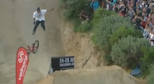Sam Pilgrim Wins FISE Slopestyle - Results and Video Replay