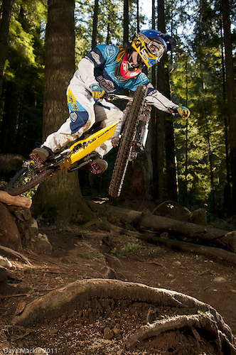 Rippin the DH course