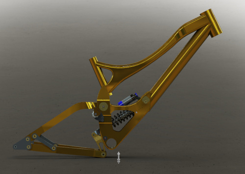 df-350 frame