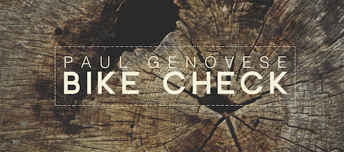 Title photo for bike check