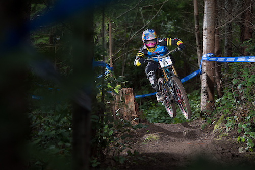 Jill Kintner at the Port Angeles Pro GRT, NW Cup, and MTB Grand Prix race.