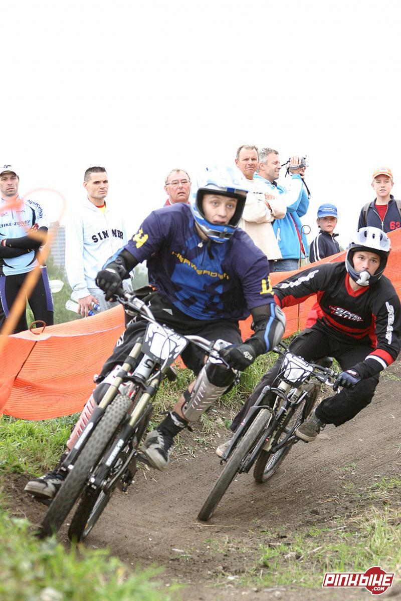 Sneerlands beste fourcrosser competition 04