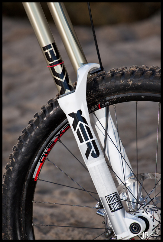 2010 RockShox World Cup Boxxer