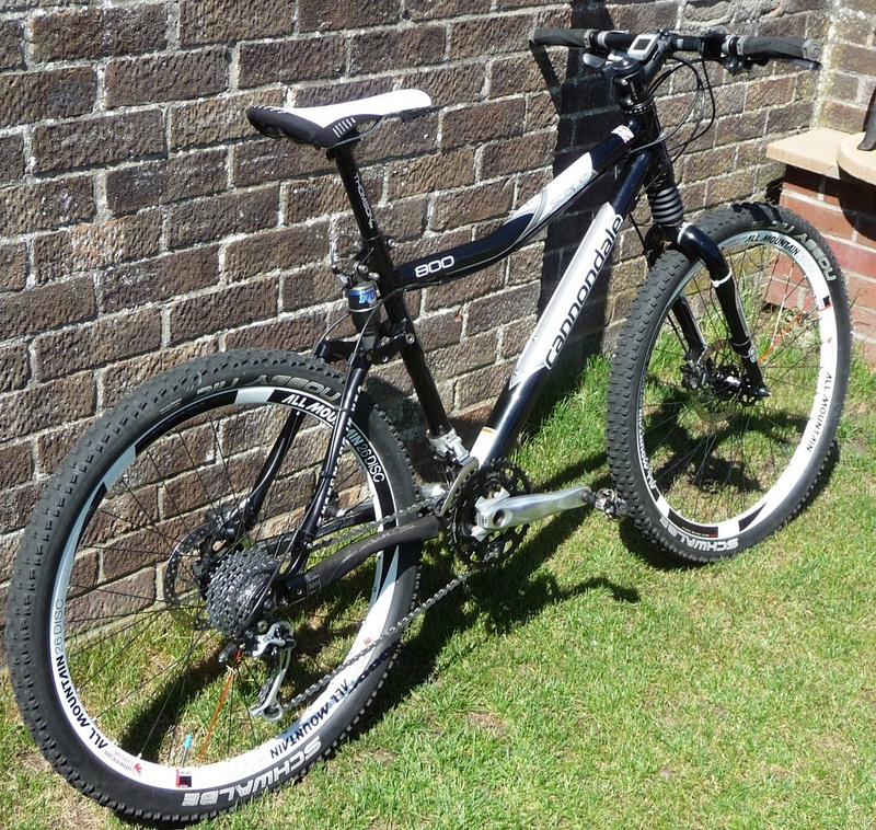 275ebc3c60b My Cannondale Scalpel 800 - BikeRadar Forum