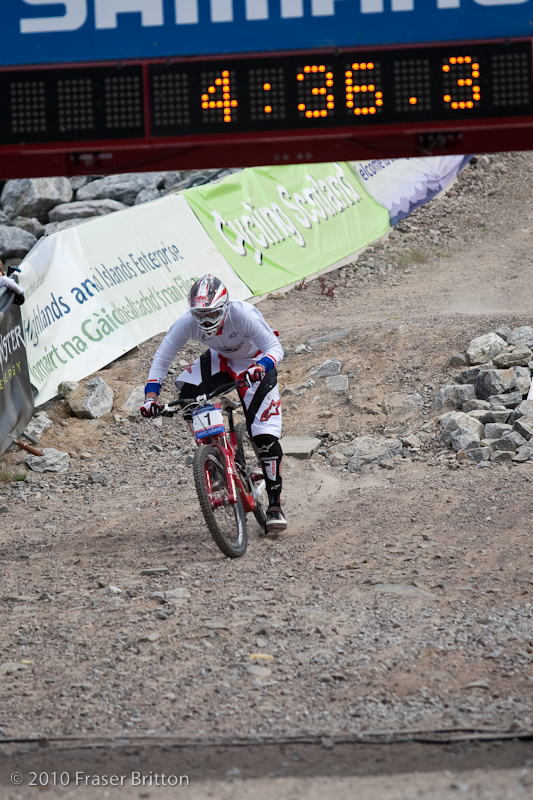 Greg Minnaar
