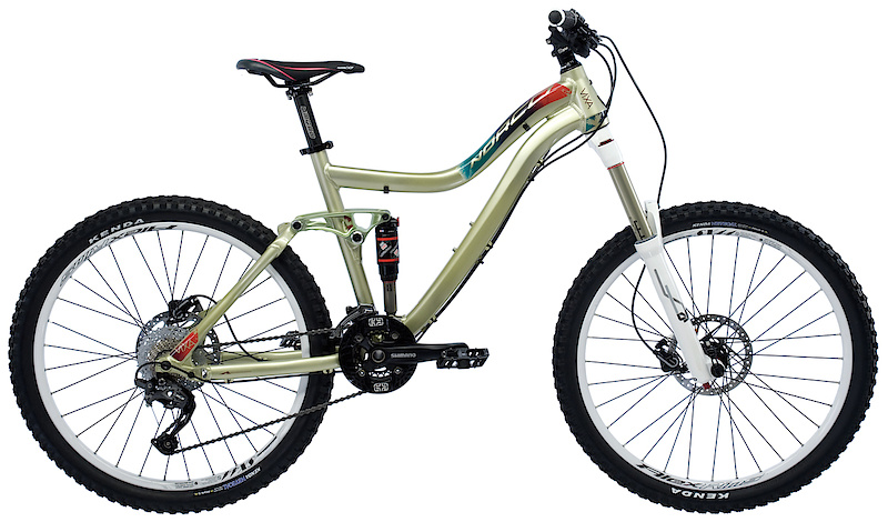 2011 Norco Vixa - $2835USD, $3100CDN, Avail. Oct.