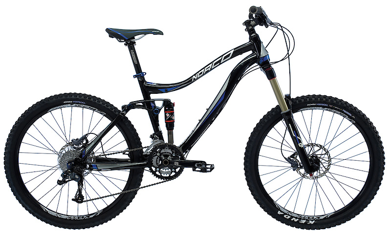 2011 Norco Range 3 - $2415USD, $2625CDN, Avail. Oct.