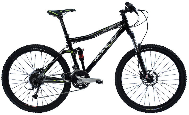 2011 Norco Faze 3 - $1250USD, $1375CDN Avail. Nov.