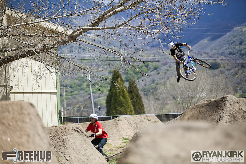 Big Tail Whip train with Sam Dueck