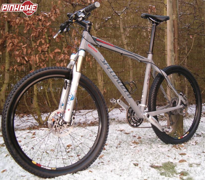 Specialized Stumpjumper Comp Grey
