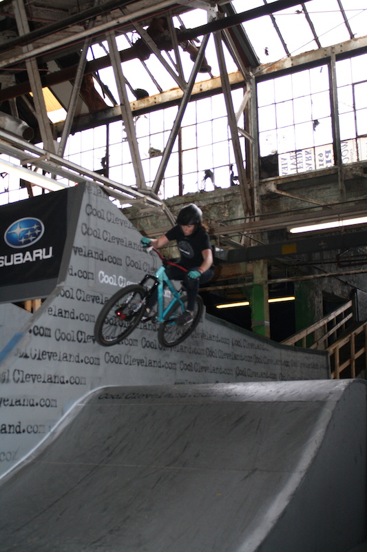 wall rides :)