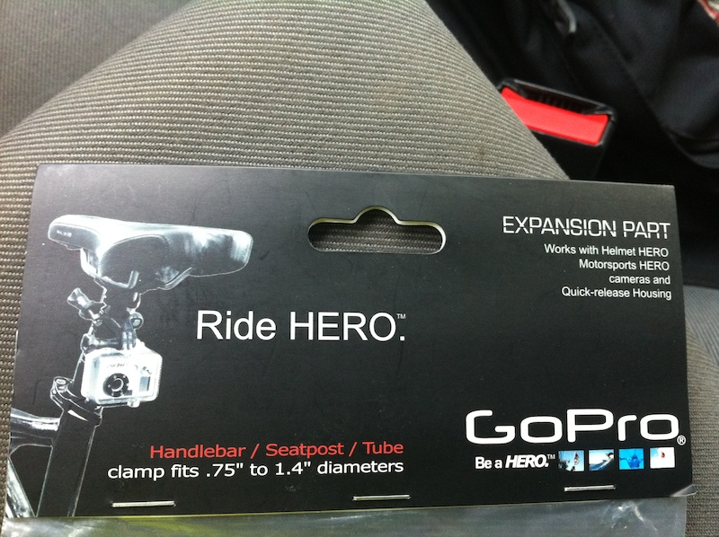 Gopro accessories for sale