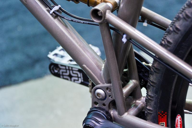 Ремонт заднего амортизатора велосипеда своими руками