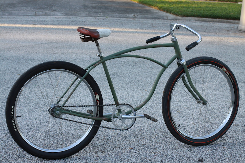 One bike was a 1979 Schwinn Spitfire. Done.