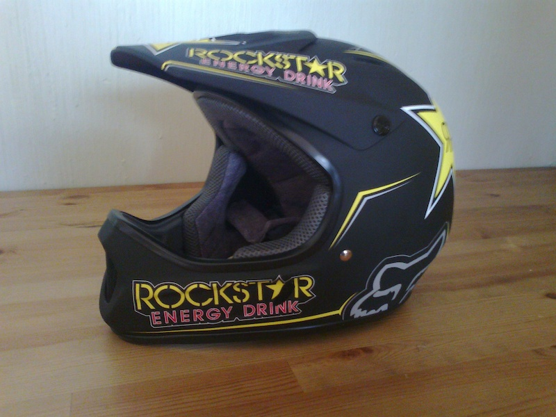 My Helmet. Ready For DH