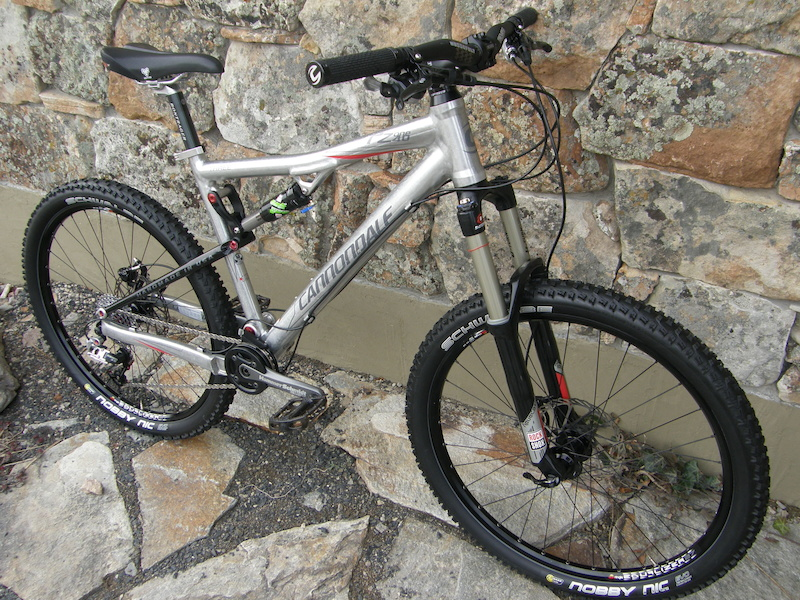 Cannondale RZ One 40 Three