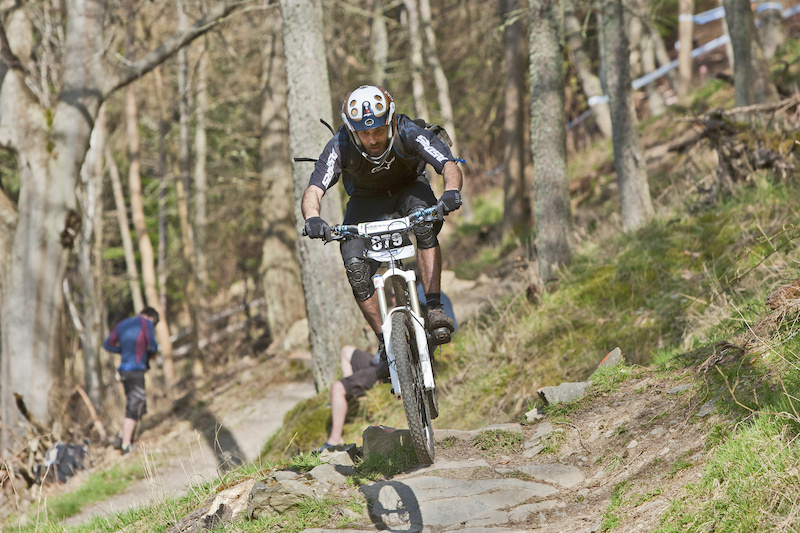 Round 1 UK Fetish dh enduro