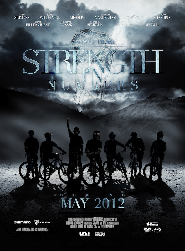 Strength in Numbers - May 2012