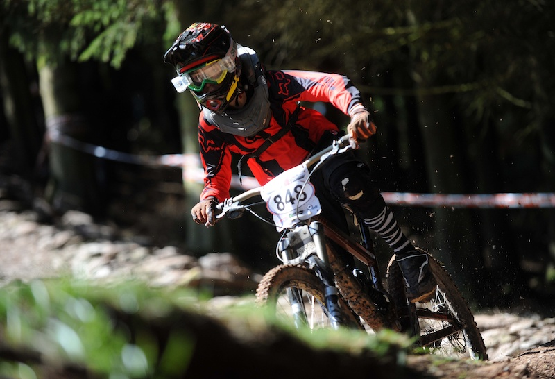 take at combe sydenham downhill round 1