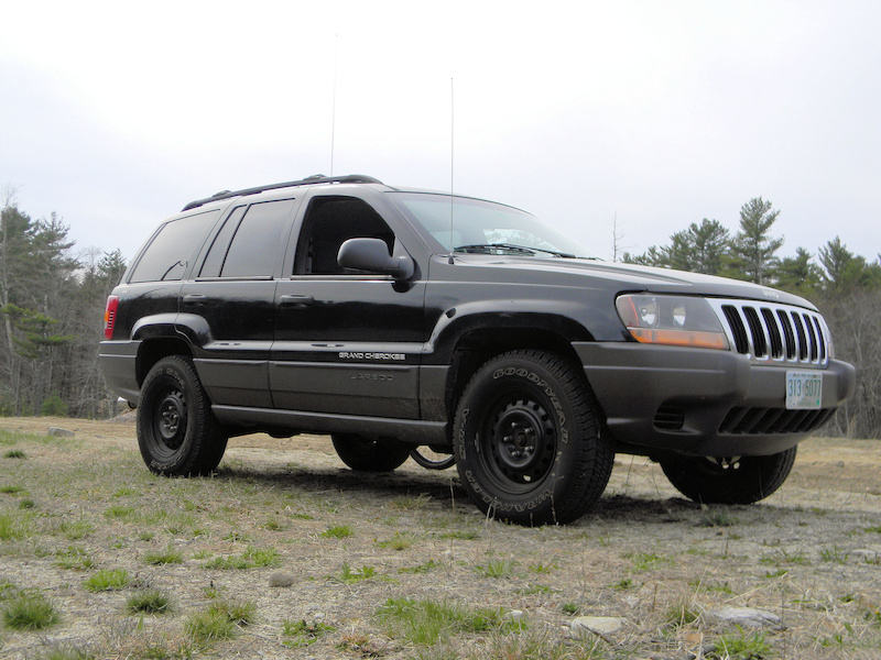 My Jeep WJ