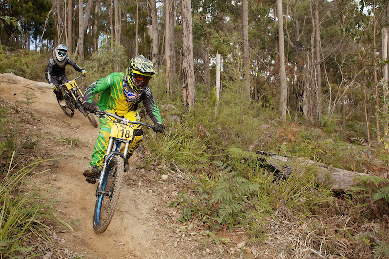 Round 3, Tasmanian state series, Paloona.