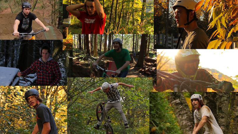 all the riders in Season's Flow