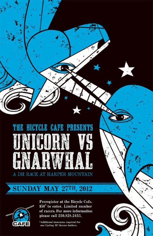 Unicorn vs Gnarwhal
