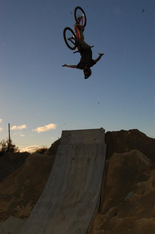 Tuck Flip