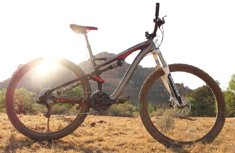 2013 Magura TS8 on Specialized test bike