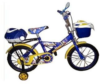 export children bicycle