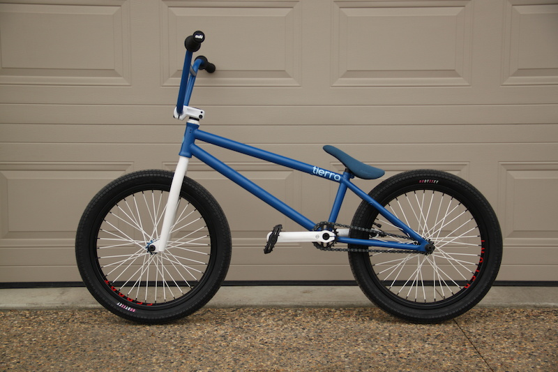 New BMX