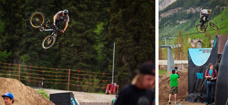 Teva Games 2012 Slopestyle - Photo by Nic Genovese