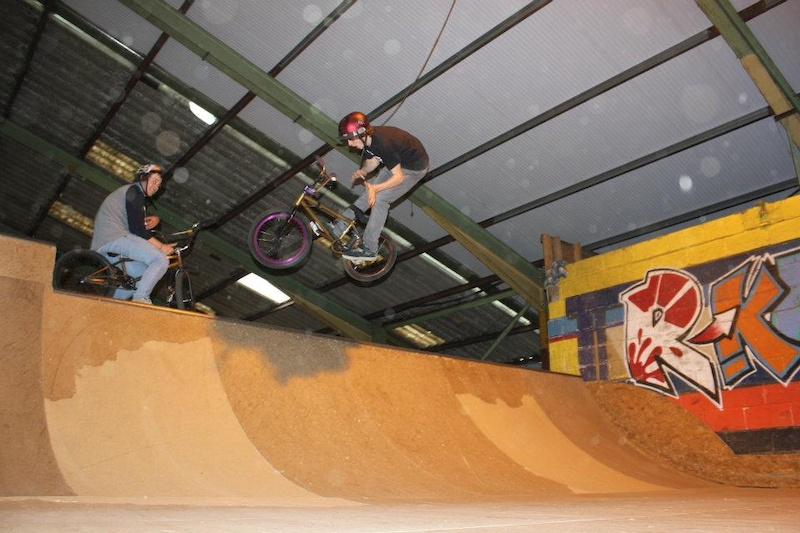 barspin air