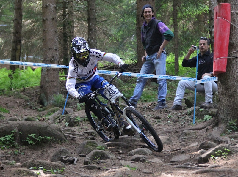 More photos from my trip to round 2 UCI world cup at Val di Sole.