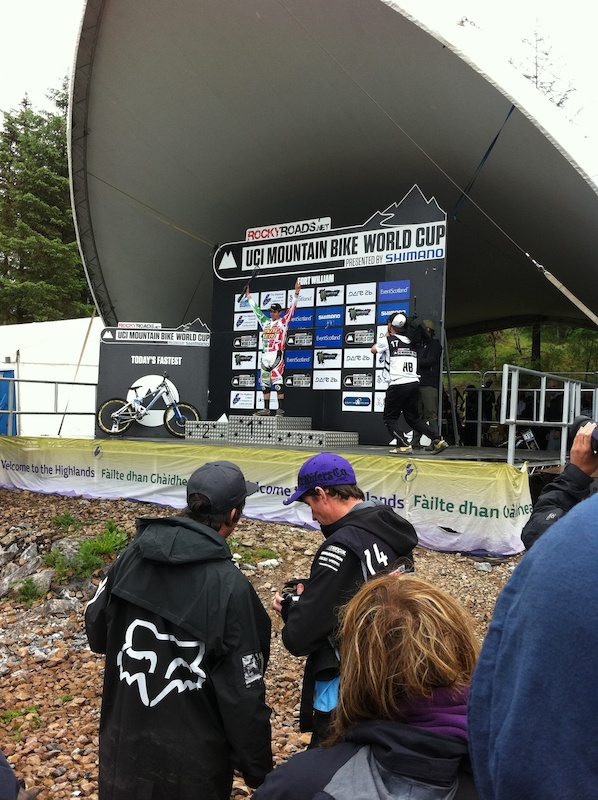 Fort William World Cup 2012