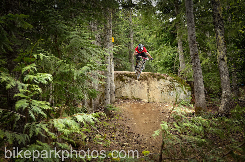 We are the photographers in the Whistler Bike Park everyday. To see your photos check out www.bikeparkphotos.com