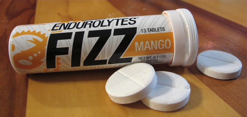 Hammer Nutrition Endurolytes Fizz