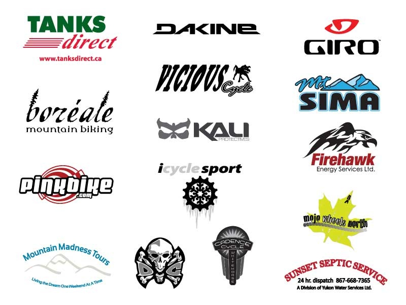 AFD Racing Gravity Cup Sponsors