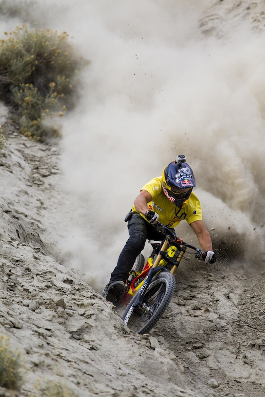 Darren Berrecloth rides during the filming of Where the Trail Ends in British Columbia, CANADA on 8 October 2011 // John Gibson/Red Bull Content Pool // P-20120627-00007 // Usage for editorial use only // Please go to www.redbullcontentpool.com for further information. //