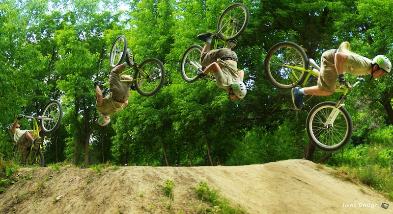 Backflip Sequence Photo at the don