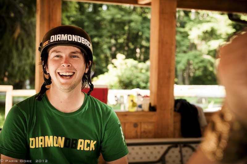 Diamondback s own Billy Lewis was one of the Pro Women judges on Sunday. Billy was all smiles and stoked to see how much fun all the ladies were having this weekend.