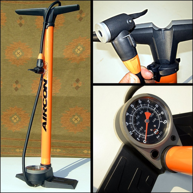 Hero image - SKS Aircon 6.0 Floor pump