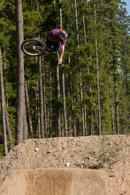Product Testing with Spank Industries...Bearclaw style