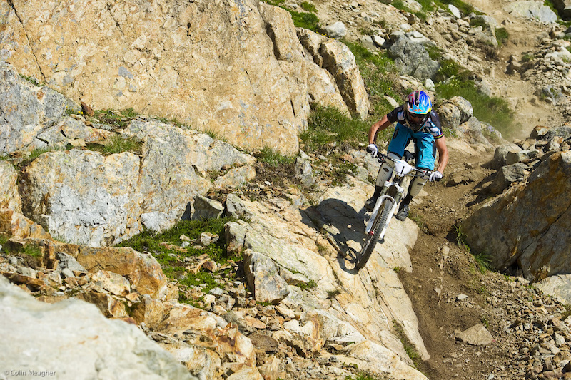 Lopes took third in this year's edition of the Crankworx Open Enduro. Flyin Brian's never liked losing. I'm not gonna call him obsessive, but look to see him focus a bit more on this race over the next 300 odd days of before the 2013 edition...