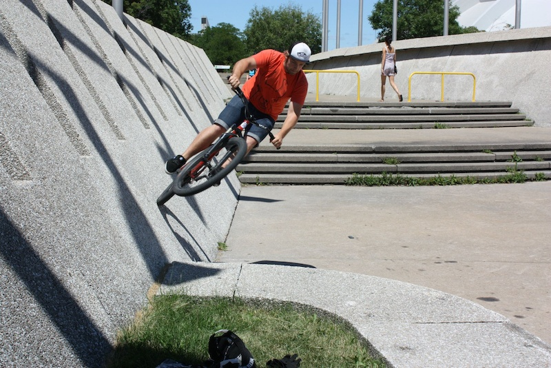 Wallride